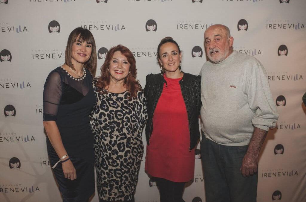Irene Villa relanza su Fundación