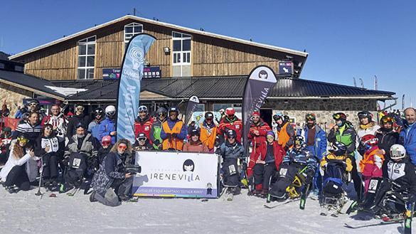 curso-esqui-adaptado-fundacion-irene-villa